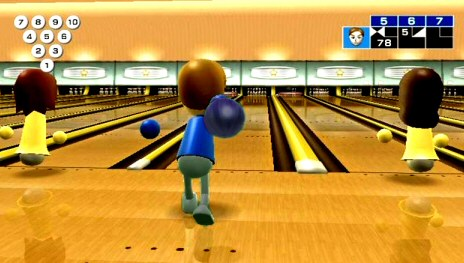 Wii Bowled!